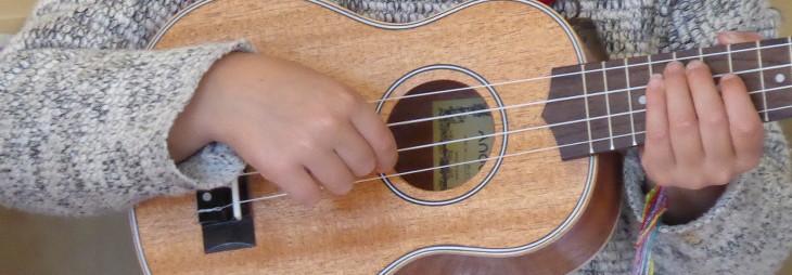 clases de ukelele y guitarra colibrí
