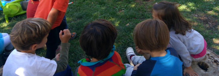 grupo de juego en inglés colibrí